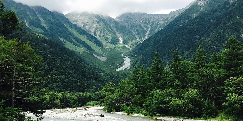 【長野県】上高地 森のリゾート小梨